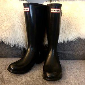 ❌ SOLD: ❌ Hunter Rain Boots
